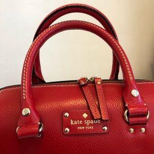 kate spade Bags - Kate Spade Handbag, Red